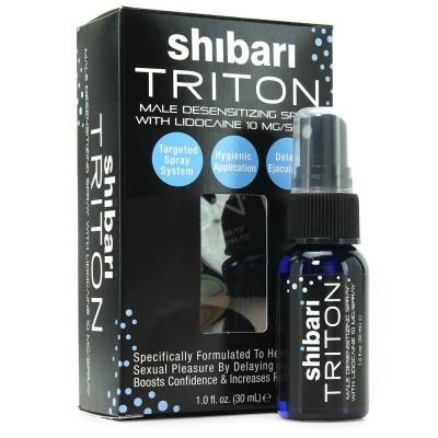 Chai xịt chống xuất tinh sớm Shibari Triton